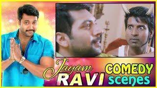 Jayam Ravi Comedy Scenes | Latest Tamil Movie Comedy Scenes 2015 | Soori | Anjali | Hansika
