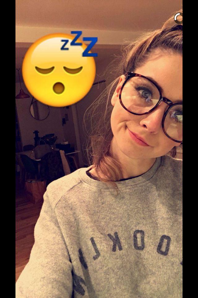 Snapchat Zoella Sugg                                                                                                                                                      More