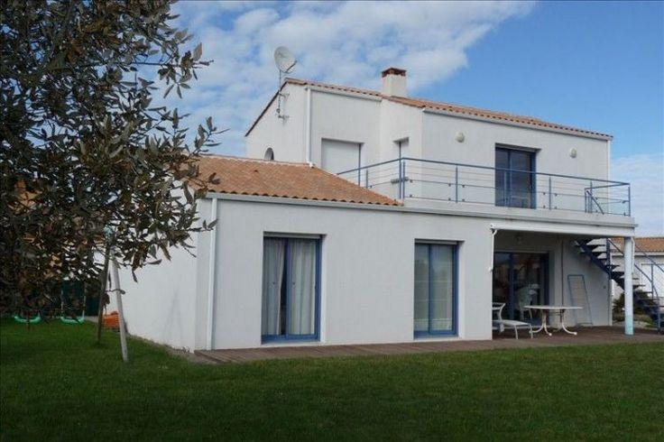 Vente maison recente 5 pieces 128 m2 vue mer talmont saint for Vente maison recente
