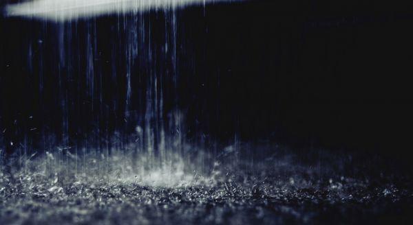 Olor de tierra mojada.