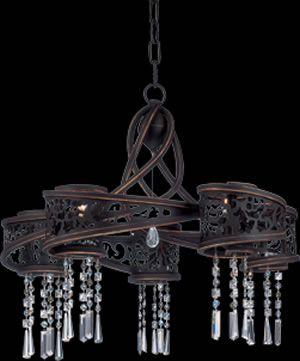 Art Nouveau Chandeliers - Brand Lighting Discount Lighting - Call Brand Lighting Sales 800-585-1285 to ask for your best price!