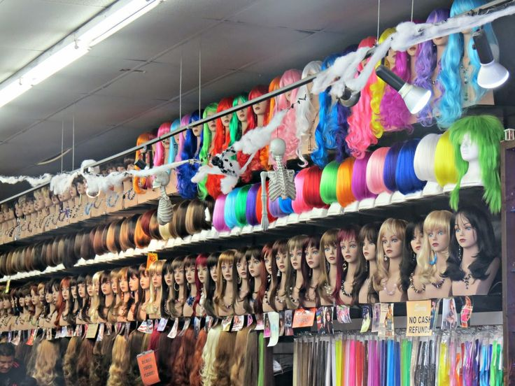 The Santee Alley: Santee Alley Halloween Costume Shopping Guide