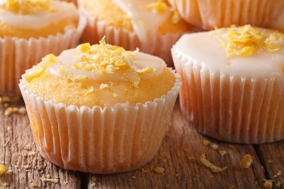 Muffin 8 cucchiai al limone