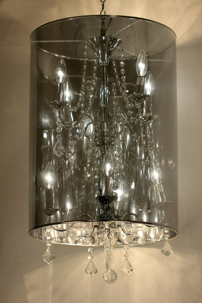 Crystal Drops Chandelier | POSH365INC