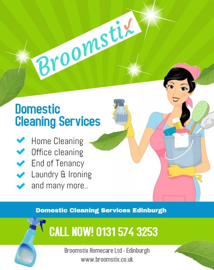 Pin On Cleaning Services Edinburgh