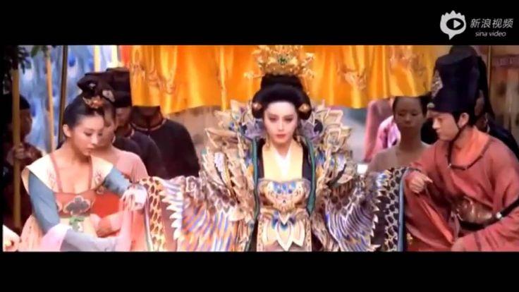 Trailer of The Empress of China Wu mie niang 武媚娘传奇 武则天传奇 2014   YouTubev...