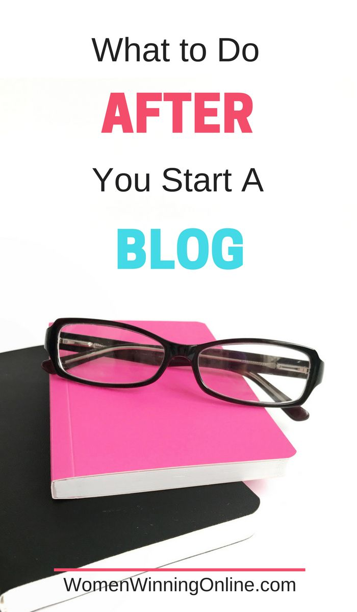 Not sure what to do after starting a blog? Follow these 7 blogging tips to get ideas on what to do next!#blog #blogging #bloggers #bloggerlife #bloggertips #startablog