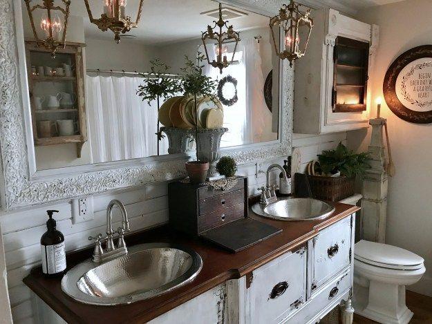 25 Luxurious Bathroom Design Ideas To Copy Right Now: Best 25+ Bathroom Double Vanity Ideas On Pinterest