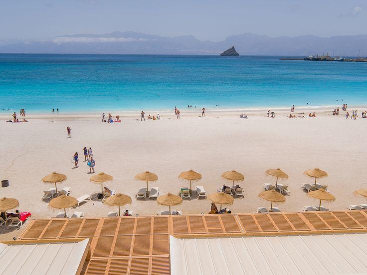 Praia da Laginha  - Mindelo