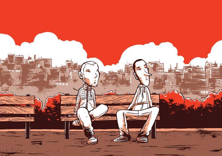 Common Comics #3: GONG ISBN: 978-960-6807-02-2 / Απρίλιος 2008 / 52 σελίδες / Tιμή: 6,5 €  Το Common Comics είναι ο προσωπικός τίτλος comics του Παναγιώτη Πανταζή.
