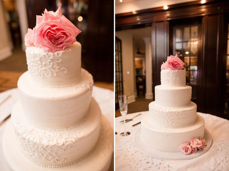 A Pink, Mint, Wedding