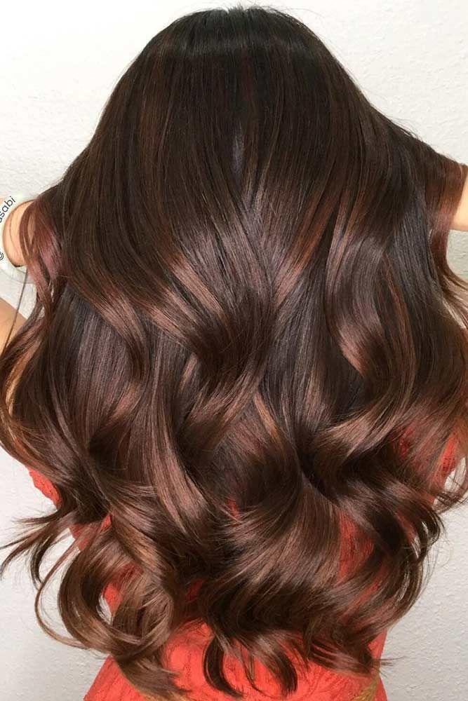 Kastanie haarfarben Professionelle Haarfarben