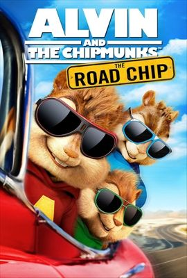 Alvin And The Chipmunks: The Road Chip (Alvin y las Ardillas: Aventura sobre Ruedas)