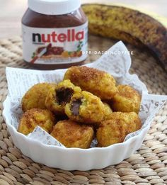 Perkedel Pisang Isi Coklat by fridajoincoffee