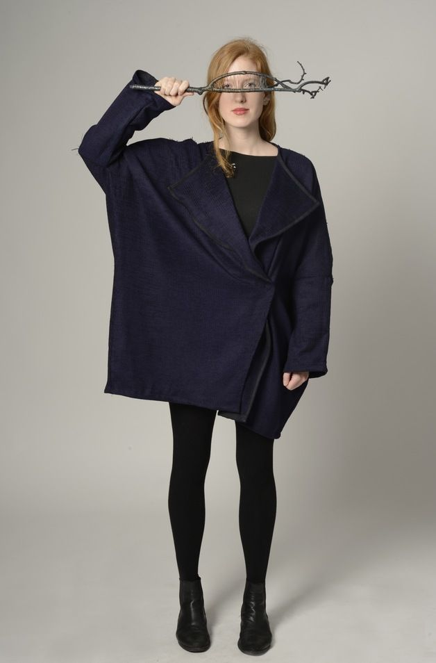 Really comfortable and warm. OVERSIZED cardigan