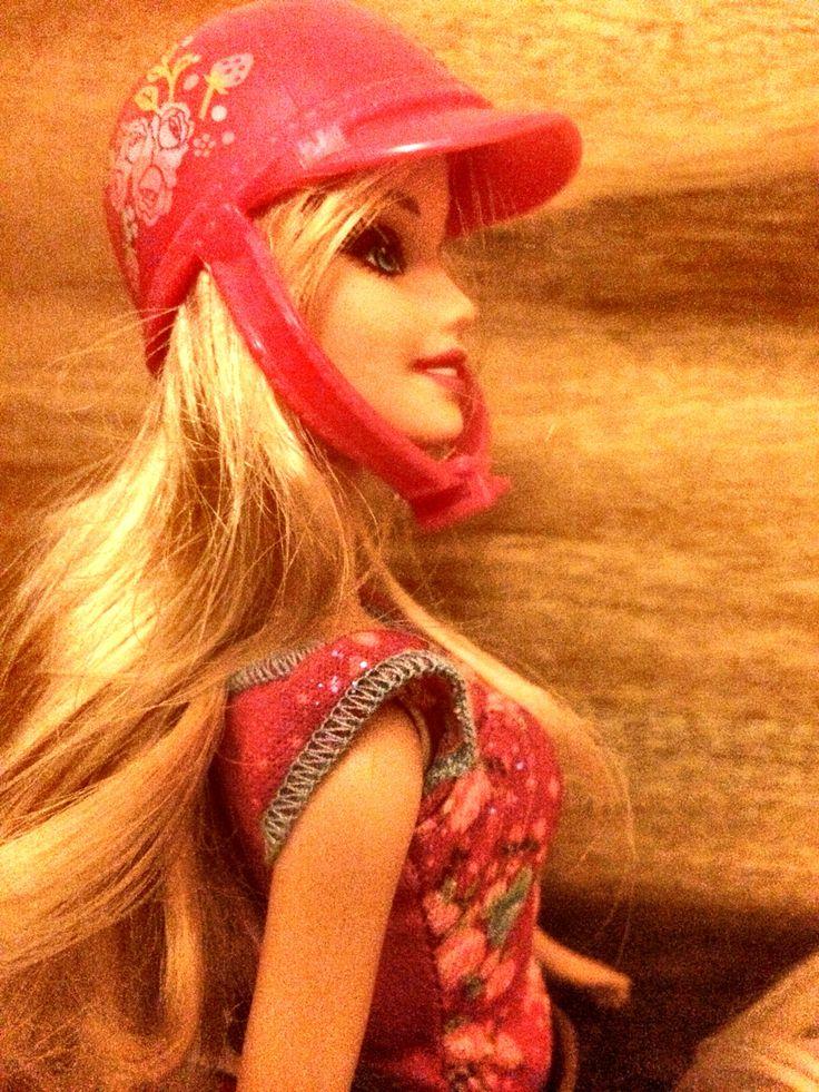 Barbie-cheval