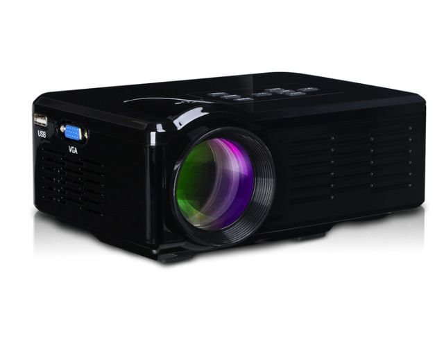 New Cheap HD TV home cinema Projector HDMI LCD LED Game PC Digital Mini Projectors support 1080P Proyector 3D Beamer ATCO US $68.64 /piece To Buy Or See Another Product Click On This Link  http://goo.gl/EuGwiH