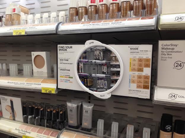 Walmart Beauty, Mirror engagement, 9/5/13