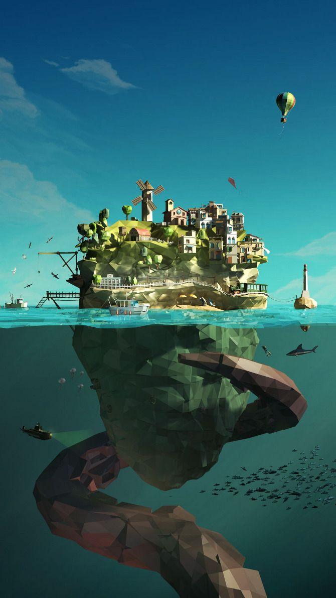 La isla                                                                                                                                                     Más