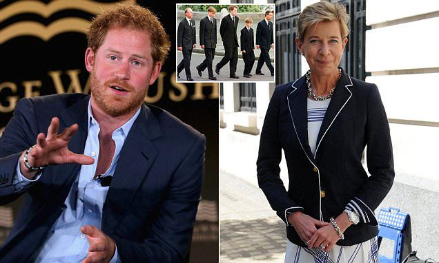 KATIE HOPKINS: Harry and Co should be careful what they wish for