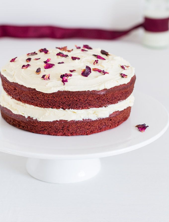 Easy Red Velvet Cake | Recipes From A Pantry