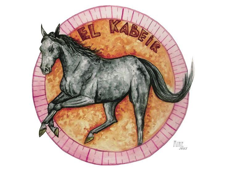 EL KABEIR watercolor