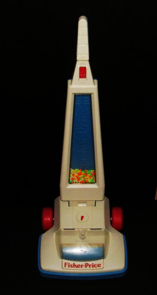 fisher price vacuum i had this and loved it!