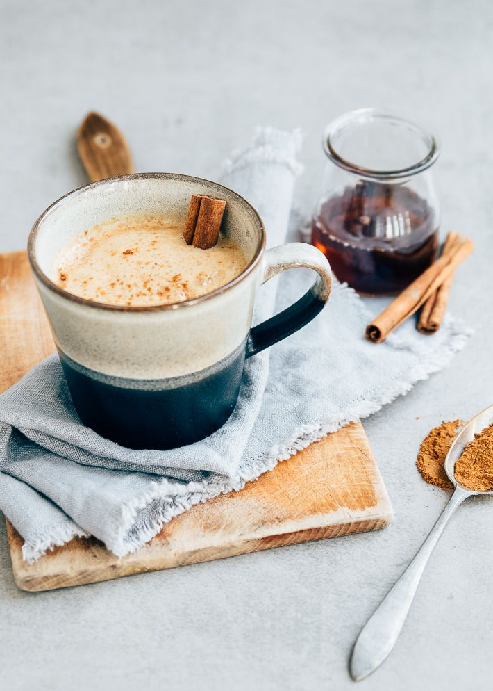 Pumpkin Spice Latte Smoothie - Uit Pauline's keuken