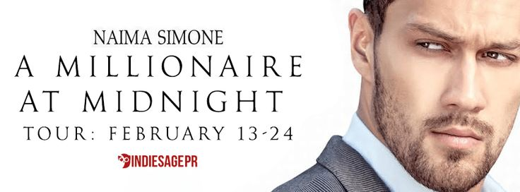 Blog Tour forA Millionaire at Midnightbyauthor Naima Simone  A Millionaire at Midnight  byNaima Simone  Bachelor Auction #4  Publication Date:February 13 2017  Genres: AdultEntangled: Indulgence Contemporary Romance  BUY:  Amazon:http://amzn.to/2lwlmbm  Paperback:http://amzn.to/2lwpcl3  Amazon CA:http://amzn.to/2kxZ98L  Amazon UK:http://amzn.to/2lD7XLv  Amazon AU:http://amzn.to/2kxPAH0  B&N:http://bit.ly/2jmAtCa  Kobo:http://bit.ly/2ko8seZ  iBooks:http://apple.co/2jaqoom  SYNOPSIS:  Boston…