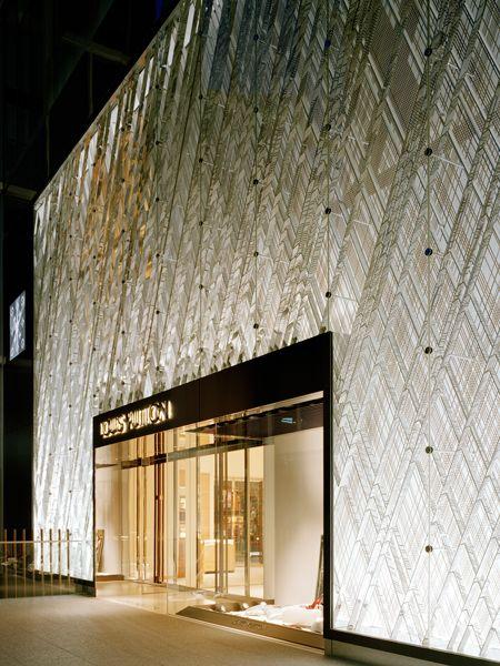 Louis Vuitton Osaka Hilton Plaza | office of kumiko inui
