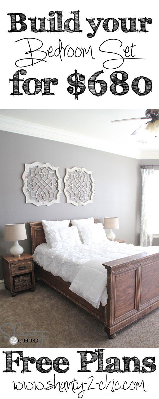 Entire bedroom sets