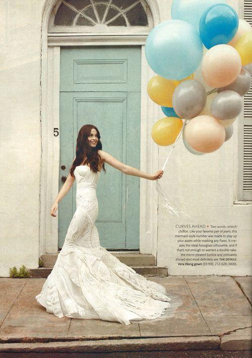 Courtesy: Martha Stewart Weddings, Summer 2012 |  Photography: Anna Rosa Krau