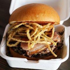 Burger Geek - 175 Symonds Street