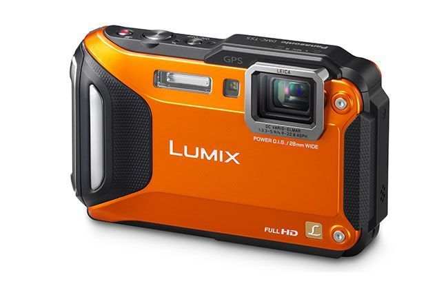 Panasonic Lumix TS5.   Article: The Best All-Around Waterproof Camera | via The Wirecutter (http://thewirecutter.com/reviews/the-best-all-around-waterproof-camera/)