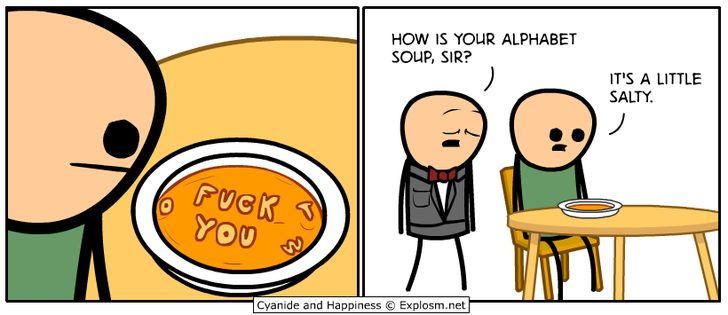 Cyanide and Happiness dump - Imgur