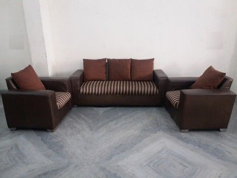 Sectional Sofas For Sale Seater Fabric and Leatherite Sofa Set For More Information Please Visit http