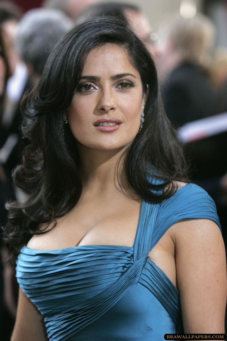 Actress salma hayek sorry