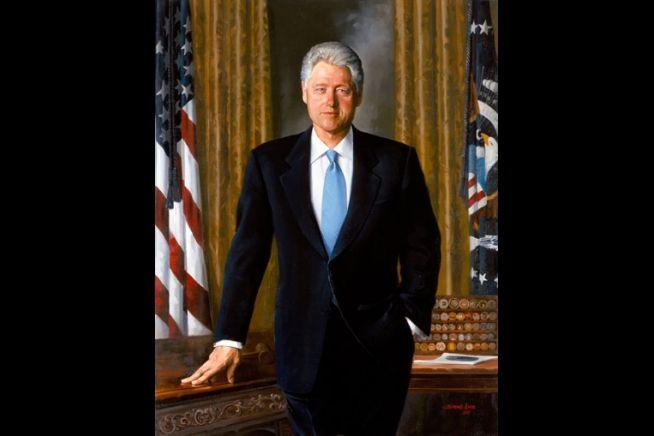 Bill Clinton - A Rock Star !