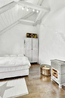 Méchant Design: white in Stockholm