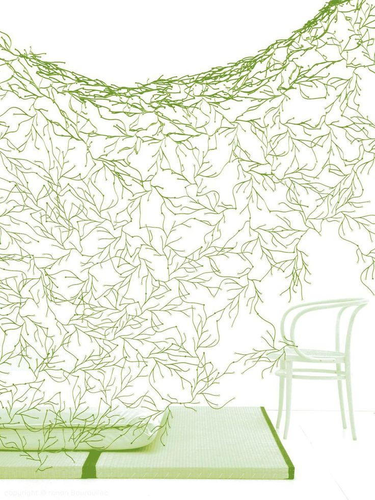 VITRA – Dekoelement Algue | SCHÖNER WOHNEN-Shop Nutzbar als innenarchitektonische Bausteine oder dekorative Elemente. Durch Verkettung lassen sich Strukturen vom leichten Vorhang bis hin zum undurchdringlichen Raumteiler schaffen.