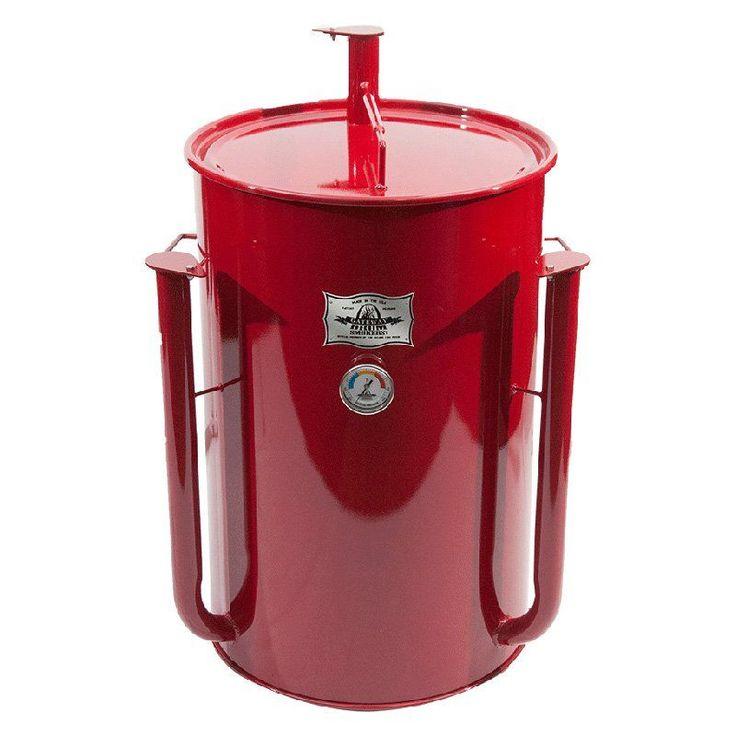 Gateway 30 Gallon Drum Charcoal Smoker