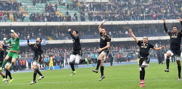 AC Chievo Verona v Juventus FC - Serie A - Pictures - Zimbio