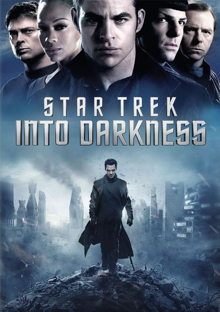 Star Trek Into Darkness | Star Trek films (DVD) - Memory Alpha, the Star Trek Wiki