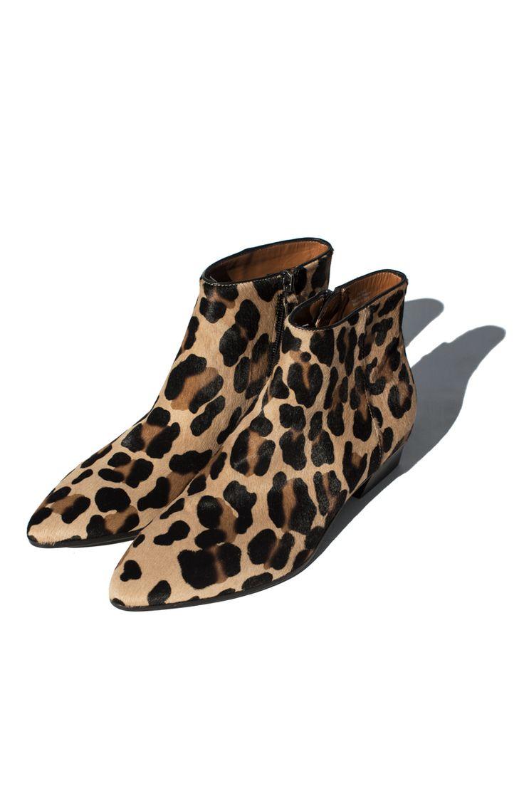 Printed Aquatalia boots