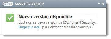 ¿Cómo puedo actualizar ESET Smart Security o ESET NOD32 Antivirus hacia la…