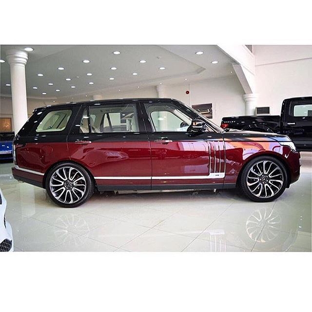 Best 25+ Range Rover Supercharged Ideas On Pinterest