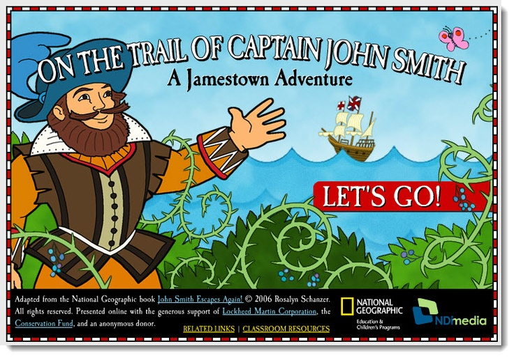 study on captain john smith history essay This essay smith vs bradford and other 64,000+ term papers,  he was a person for study as well as action,  captain john smith,.