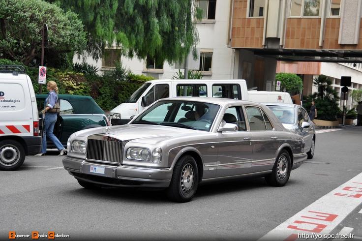 Rolls Royce Silver Seraph Last of Line