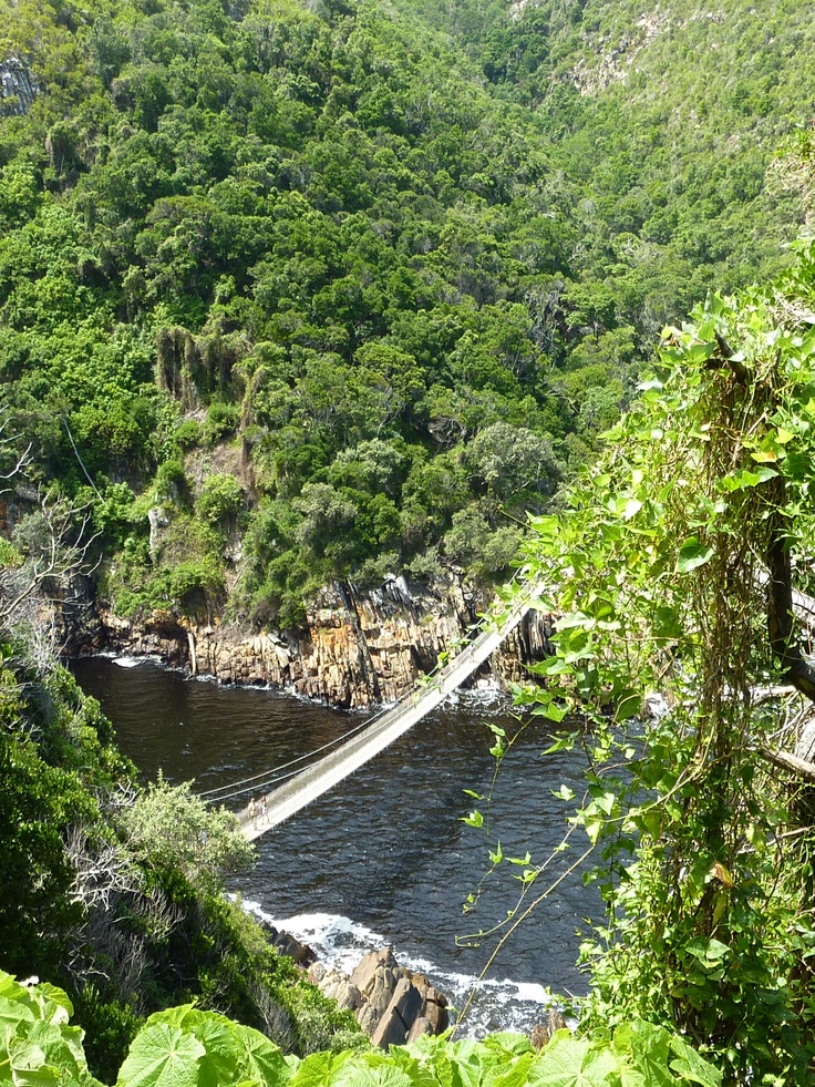 Storms river, Garden Route, South Africa