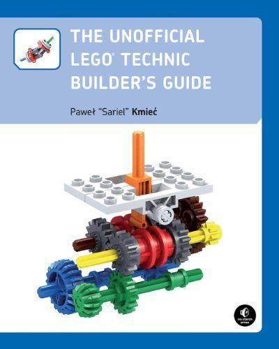 "The Unofficial LEGO Technic Builder's Guide by Pawel ""Sariel"" Kmiec, http://www.amazon.com/dp/1593274343/ref=cm_sw_r_pi_dp_QZprrb121GPWV"